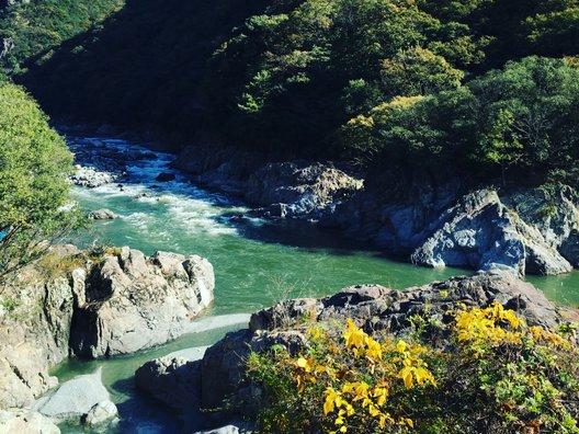 武庫川渓谷