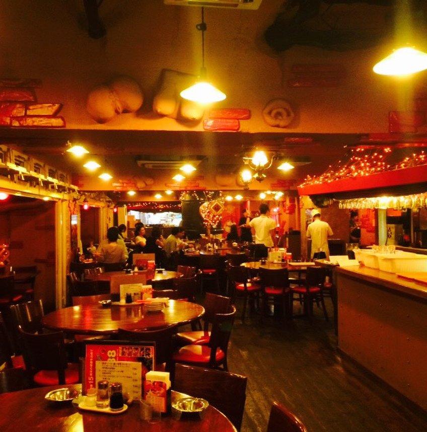中国茶房8 六本木店