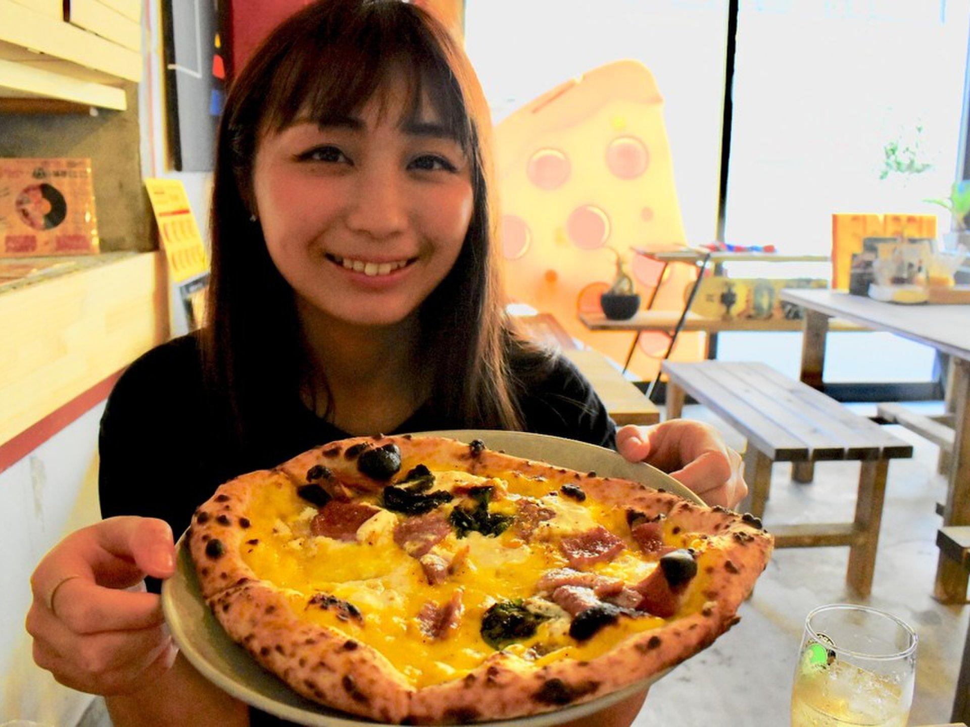 東京の安いピザ店8選!ランチやディナーにおすすめの人気のピザを厳選
