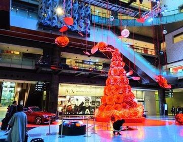 大阪駅周辺のイルミネーションとインスタ映え抜群!大阪限定スイーツメニューでクリスマス女子会♩