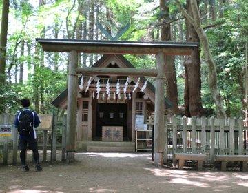 """【秩父旅】ロープウェイで行ける!宝登山神社""""奥宮""""は、神秘的でまさにパワスポだった♪"""
