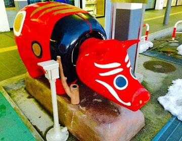【真冬の旅行は会津若松へ!】東北地方最大級の城下町で美しい雪景色を楽しむ会津若松冬旅!
