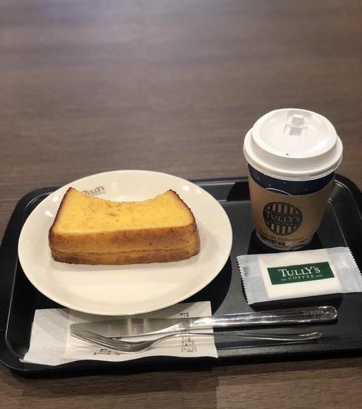タリーズコーヒー 所沢駅店