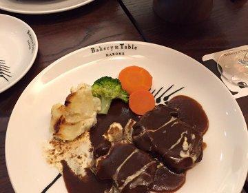 【コクーンさいたま新都】箱根の人気店「Bakery&Table 」で足湯をしながらお洒落にランチ!?