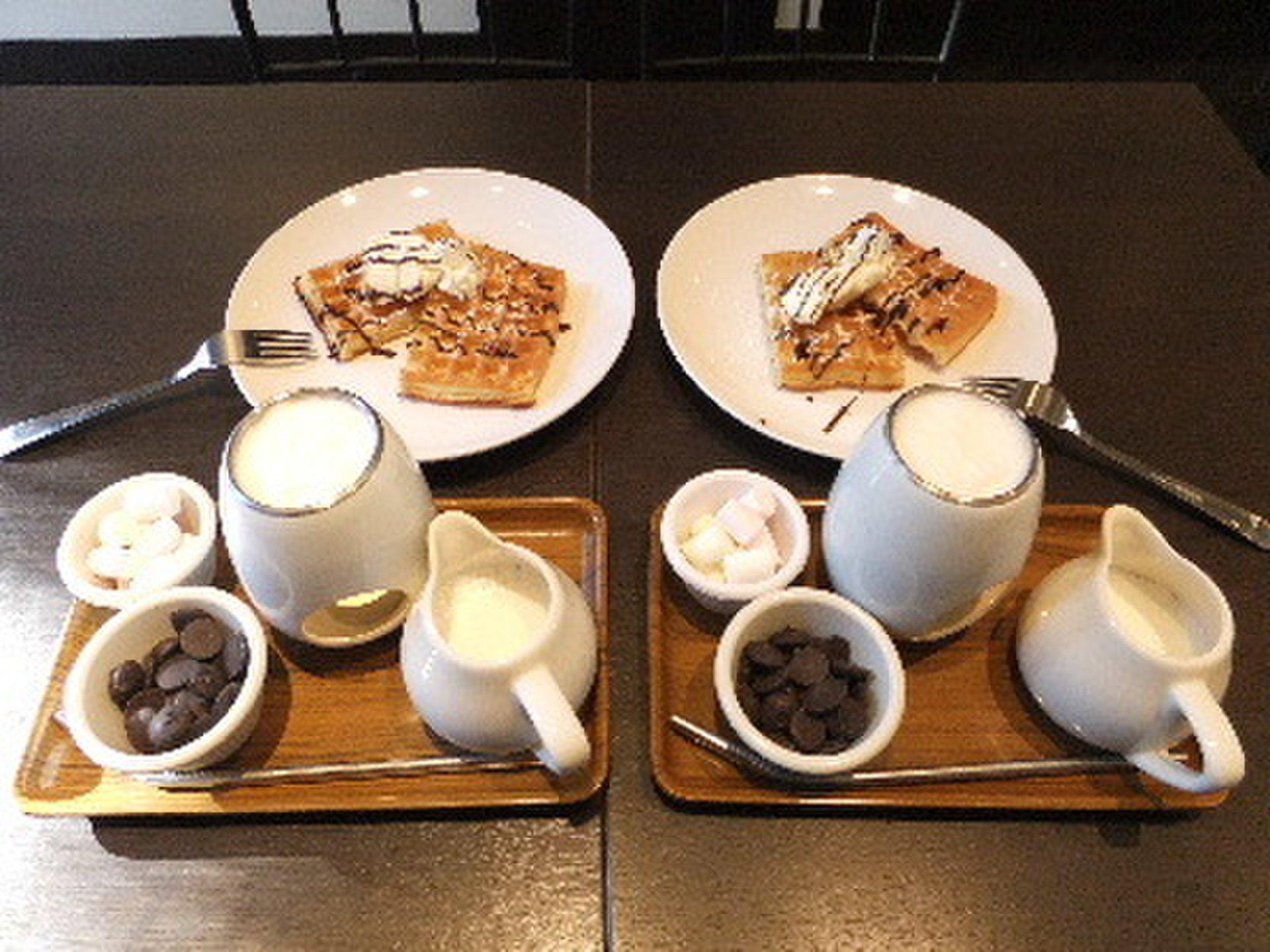 【代官山×カフェ】チョコレートの季節を先取り♡代官山のおしゃれな隠れチョコ専門カフェ