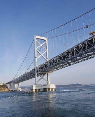 大鳴門橋 (兵庫県南あわじ市側)