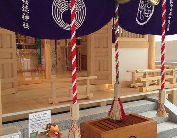 【迎春】お正月から行ける福徳(芽吹)神社とtoho日本橋映画館で話題の「ベイマックス」プラン♪