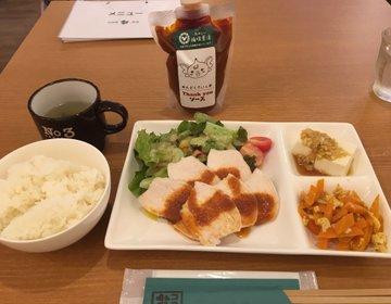 日替わりのワンコインランチ(500円)が人気のカフェ【カフェココ】今宿ランチ☆