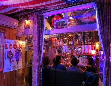【沖縄県読谷村】海辺のネオンがディープな酒場!「倉LOVE NY(クラブニューヨーク)」