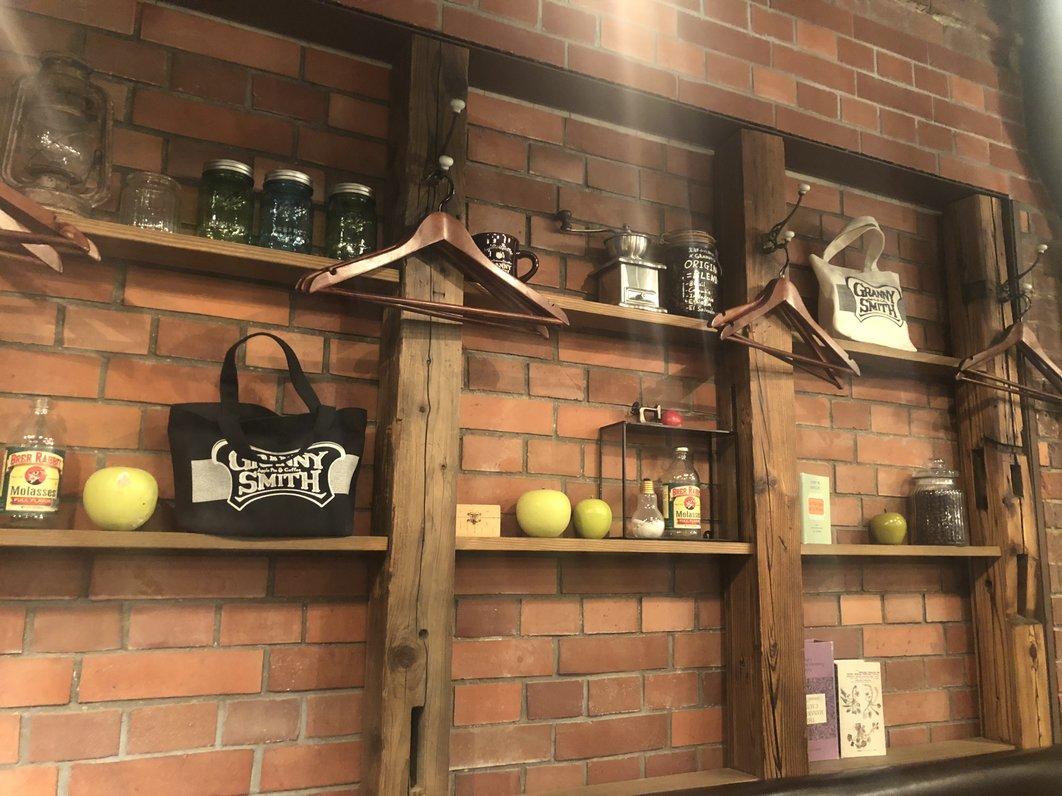 GRANNY SMITH APPLE PIE & COFFEE 横浜店