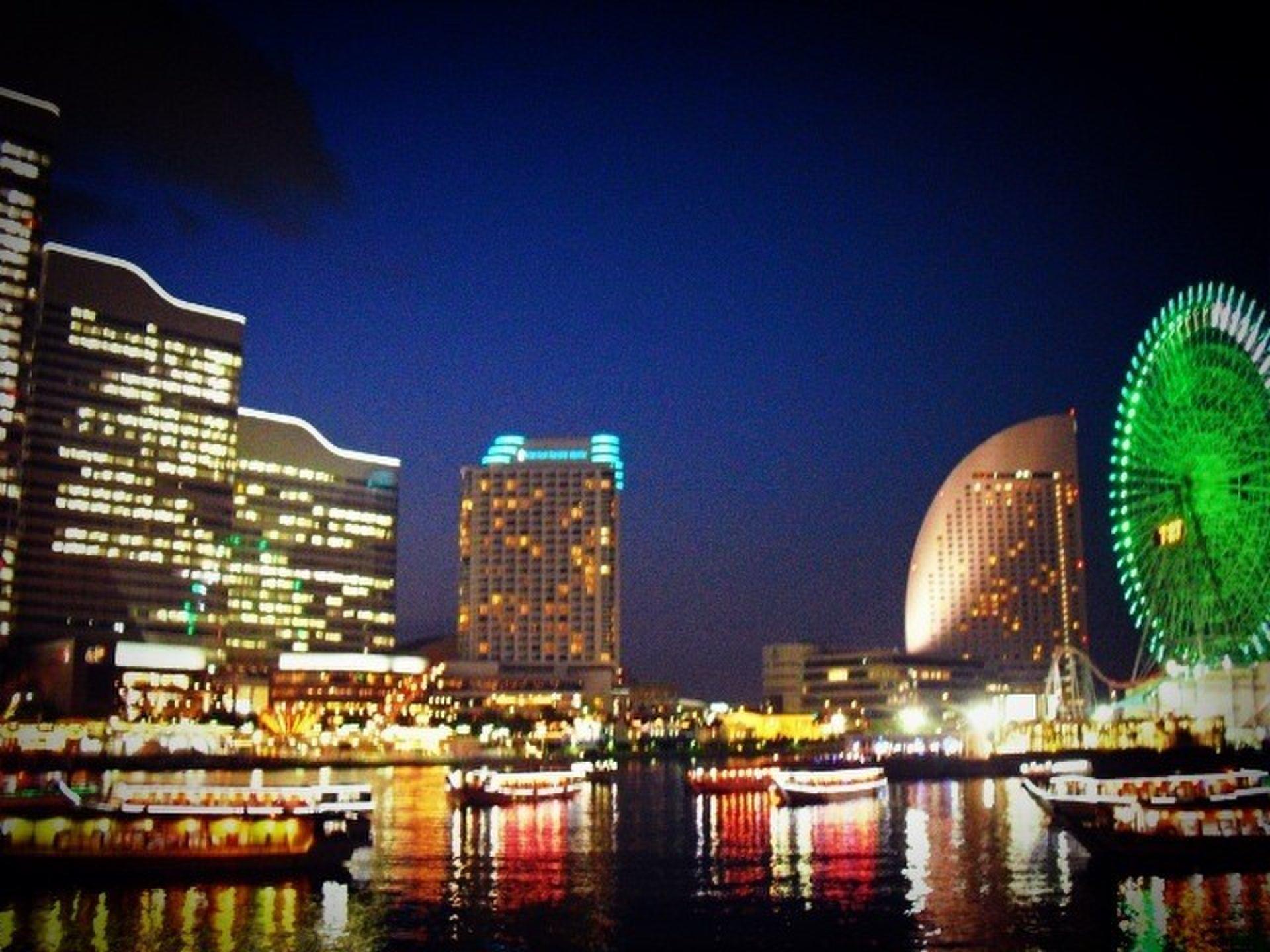 横浜チルスポット特集!ドライブでうっとりするような景色を楽しむコース