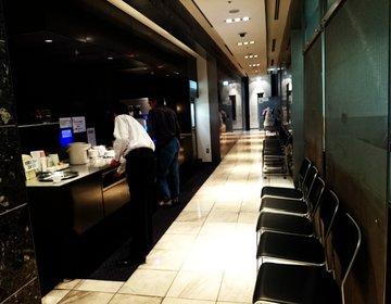 沖縄空港の時間の潰し方☆シックなhanaラウンジで快適に。ドリンク無料。アルコールあり