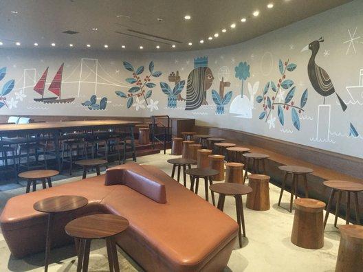 スターバックス・コーヒー アクアシティお台場店