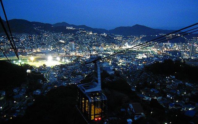 長崎ロープウェイ 淵神社駅