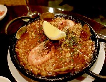 【本格的なスペイン料理とおいしいシェリー酒】水戸のおすすめディナーはガンチョへ!