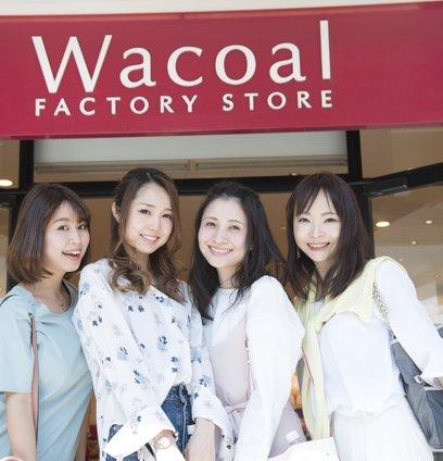 Wacoal FACTORY STORE