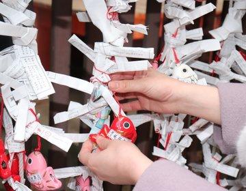 縁結びの川越氷川神社で恋愛成就をお祈り♡