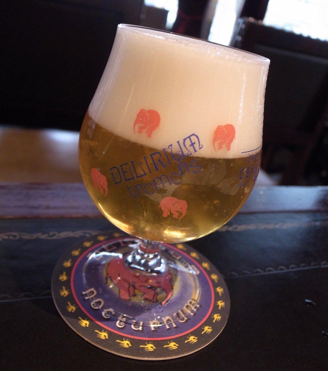 ベルギービール デリリウムカフェ レゼルブ