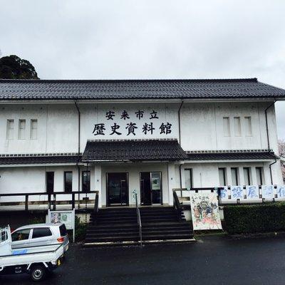 道の駅 広瀬 富田城