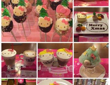 【東京・渋谷】サンリオ好き必見!期間限定のハローキティカフェのメニューを一挙公開!