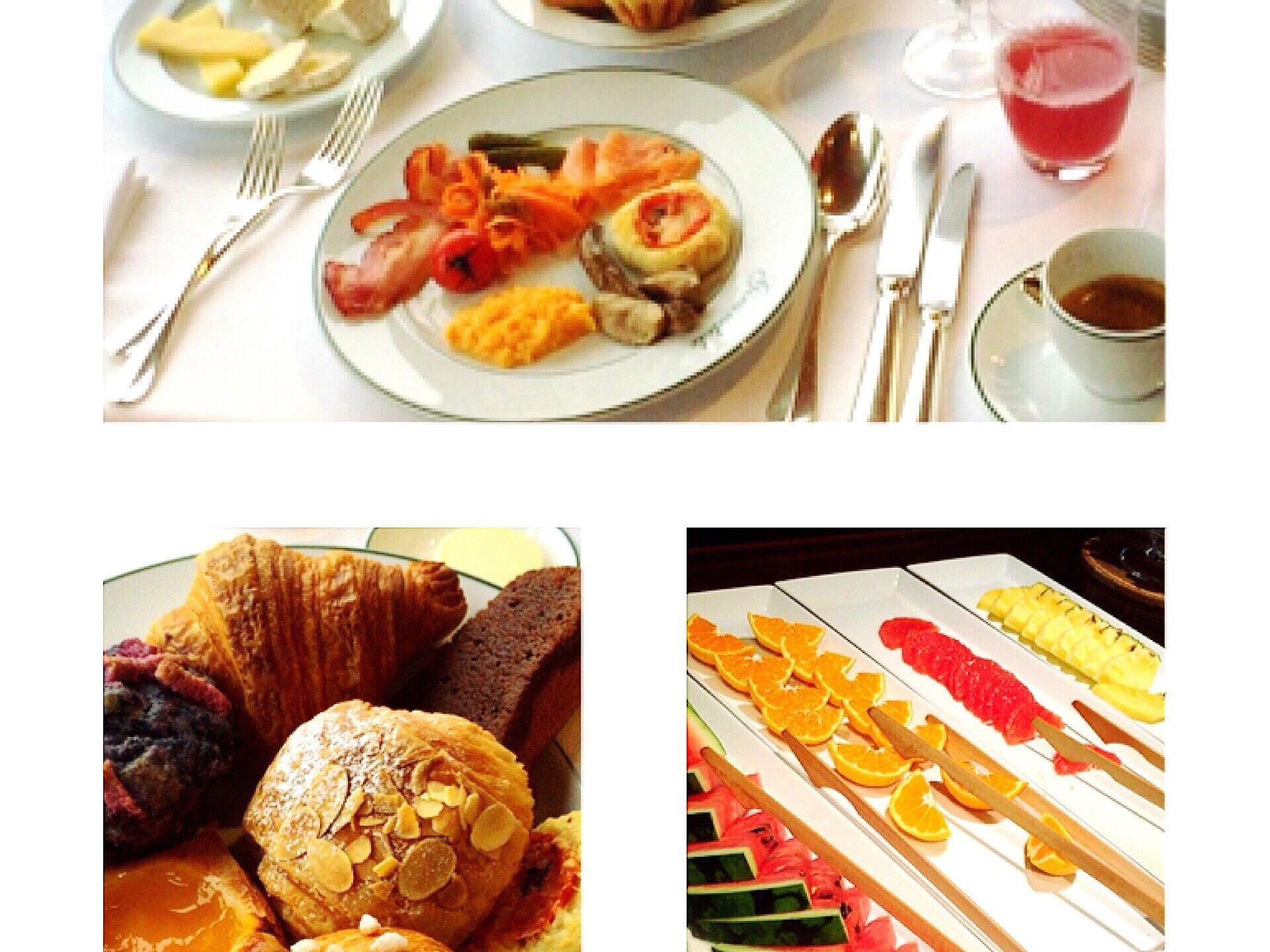 【5000円の高級朝ビュッフェ♡】おすすめホテル・パークハイアット東京の41階でセレブな朝活!