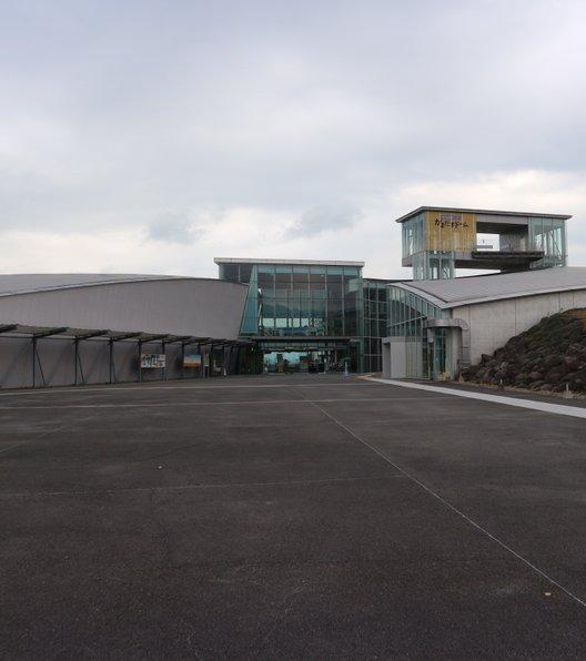 雲仙岳災害記念館(がまだすドーム)