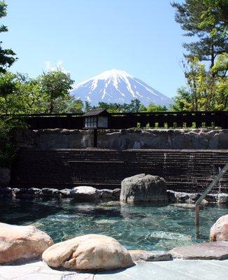 富士眺望の湯ゆらり