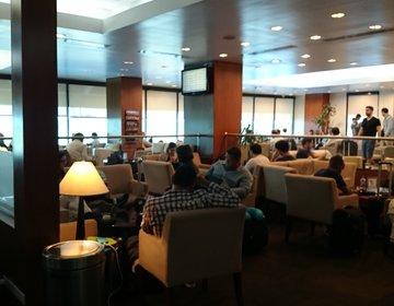 パナマトキュメン国際空港。プライオリティパスのラウンジのサービスをご紹介!