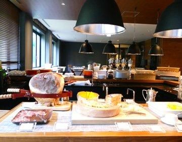 優雅な朝食『旧軽井沢ホテル』まさに大人の休日〜軽井沢ウェディングにも人気