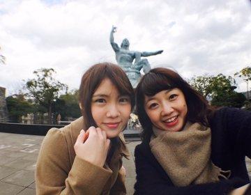 長崎で女子旅!人生で1度は行くべき観光スポット「平和公園」「ちゃんぽん」「稲佐山夜景」♡