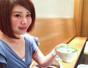 朝からホッとできるカフェ。羽田空港で小休憩、ちょっとした時間があったらおすすめのよーじやカフェへ
