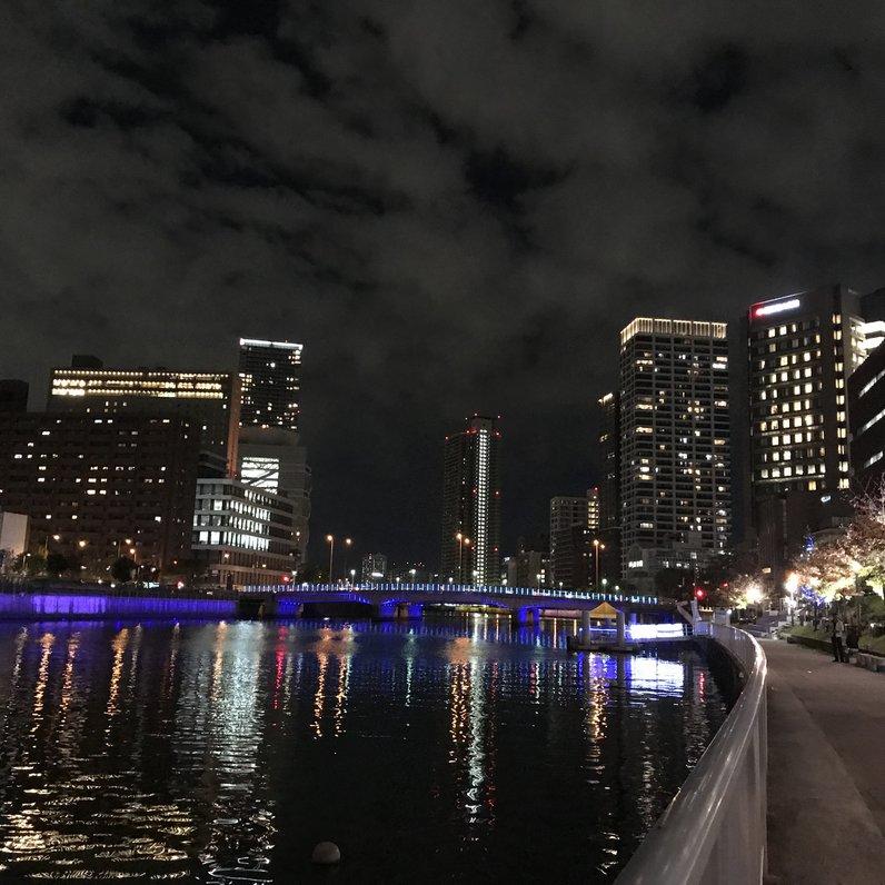 中之島 福島港(ほたるまち港)
