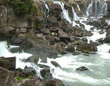 【東洋のナイアガラの滝へ!】鹿児島県伊佐市で行きたい観光スポット曾木の滝と豪華昼食!
