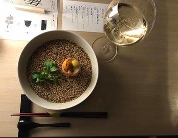 極上焼き鳥メインのフルペアリングコース料理を神楽坂でお得に堪能。神楽坂あかべえ襷〔たすき〕。