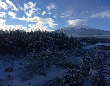 【山梨】部屋から富士山が見える!富士急ハイランドで遊ぶのにも便利な「ホテルレジーナ河口湖」