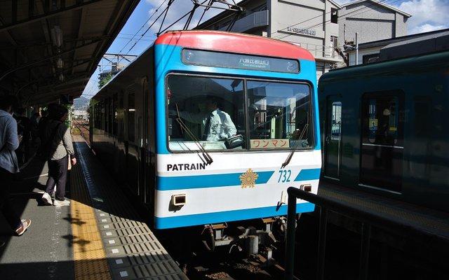 叡山電車 出町柳駅 (Eiden Demachiyanagi Sta.)(E01)