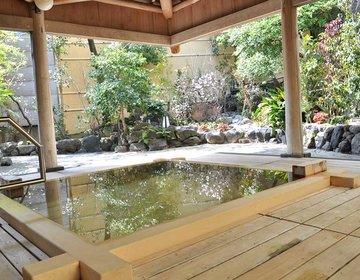 【熱海・日帰り温泉】美肌の湯「大月ホテル和風館」でまったり、食べログ3.5の絶品甘味を食べるプラン