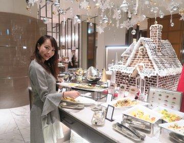 誕生日は豪華なブッフェ女子会!ヒルトン東京お台場のレストランで季節限定メニューを楽しもう♡