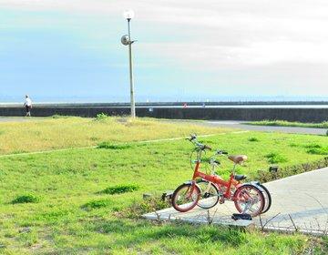 地味にすごかった..千葉県で楽しむ*幕張エリアの海岸・植物・珈琲に癒されまくる休日の過ごし方