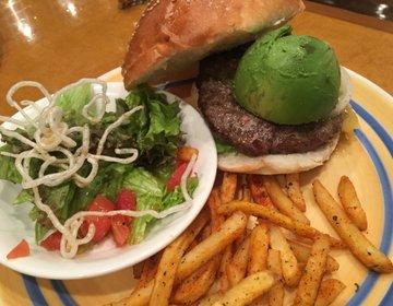 【外苑前バーガー】ランチでガッツリ食べたくなるそんな時は、食べログ3.5のINDIGOへGOOOO★