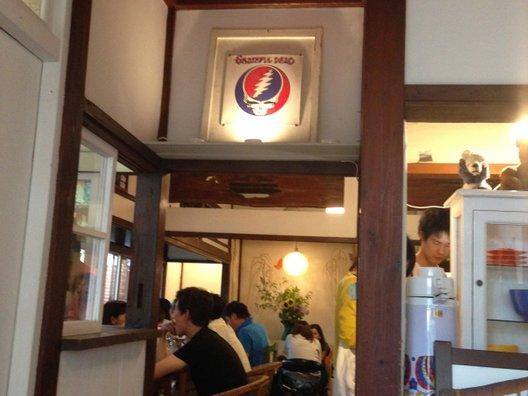 カフェ 坂の下