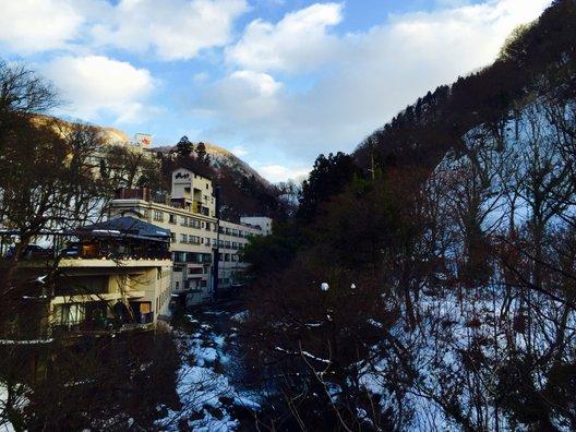 会津東山温泉 向瀧