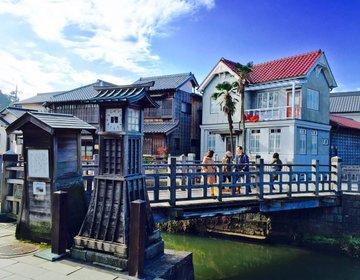 【休日の小江戸散策】日帰り可能な千葉県佐原で楽しみたい水郷の町並み散策!