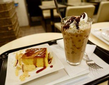 【下北沢にあるWiFi無料のカフェが超激安だった】スイーツもおいしいお店パラッツォへ!
