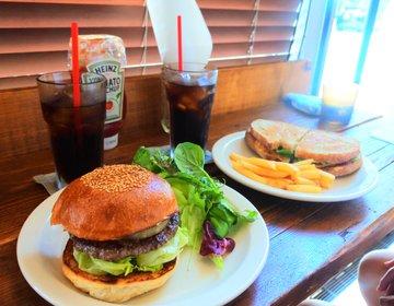 少しの幸せ感じない?堀江にあるおしゃれなベーカリーカフェでいただく絶品ランチ♪