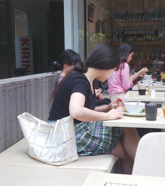 【閉店】YAFFA ORGANIC CAFE