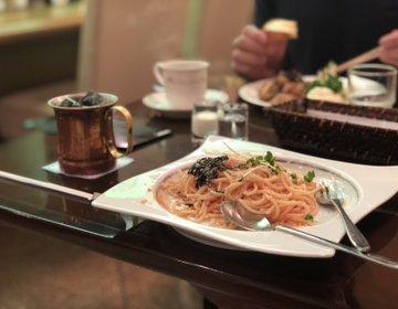 浅草・蔵前おすすめカフェ『ピポット』ランチ有・喫煙できる喫茶店