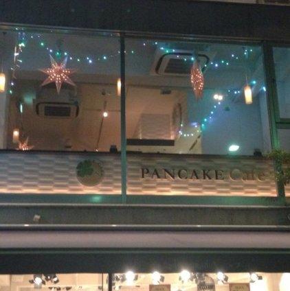 代官山パンケーキカフェClover's