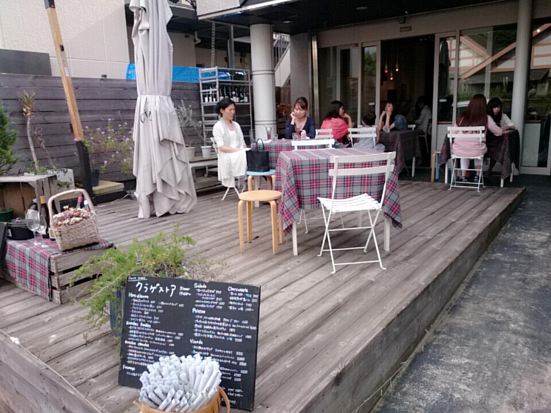 【自由が丘グルメデート】 テラスがあるお洒落カフェレストランまとめ! ランチやティータイムに