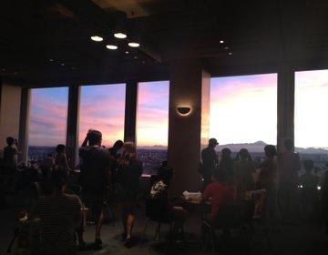 デートにおすすめ!三軒茶屋の限定ランチからの東京を見渡せる絶景カフェスポット!